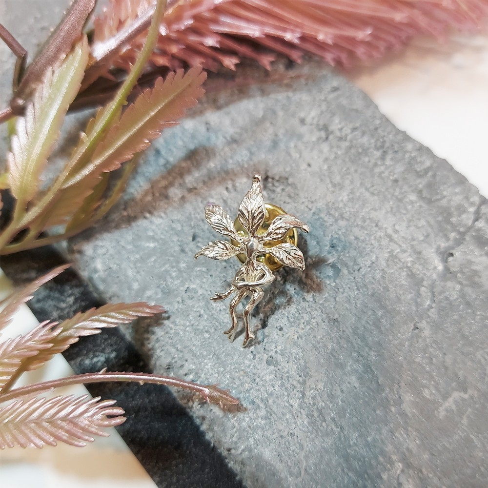Pin Mandrake / Alrauna